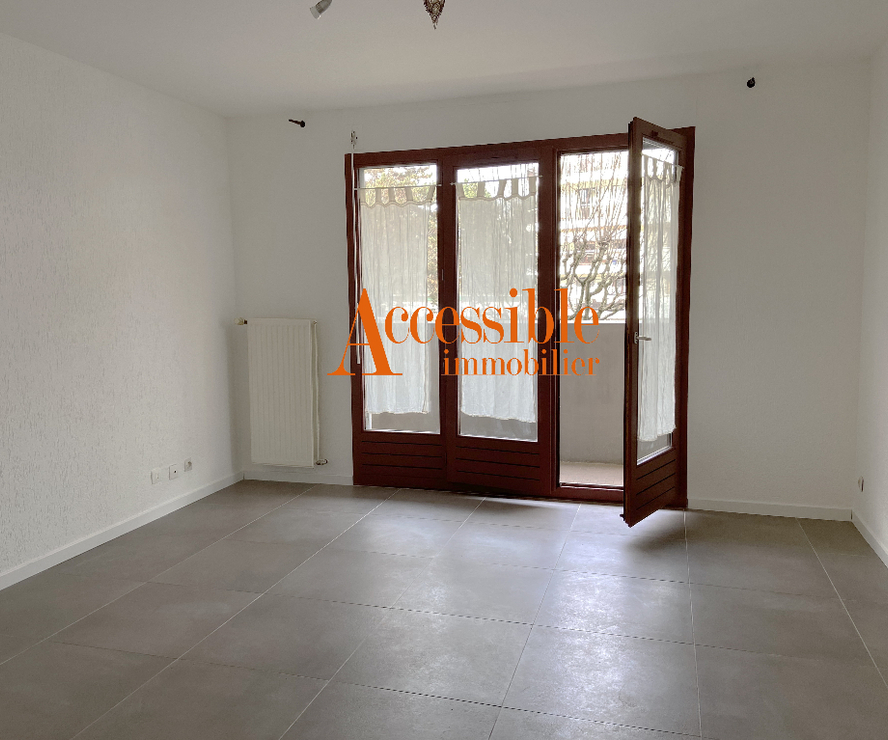 Vente Appartement 1 pièce 27m² LA MOTTE SERVOLEX - photo