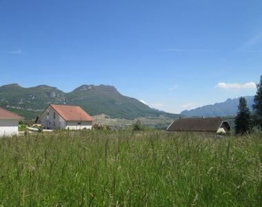 Vente Terrain 971m² Massignieu-de-Rives (01300) - photo