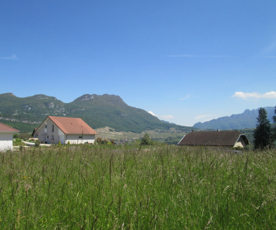 Vente Terrain 971m² MASSIGNIEU DE RIVES - photo