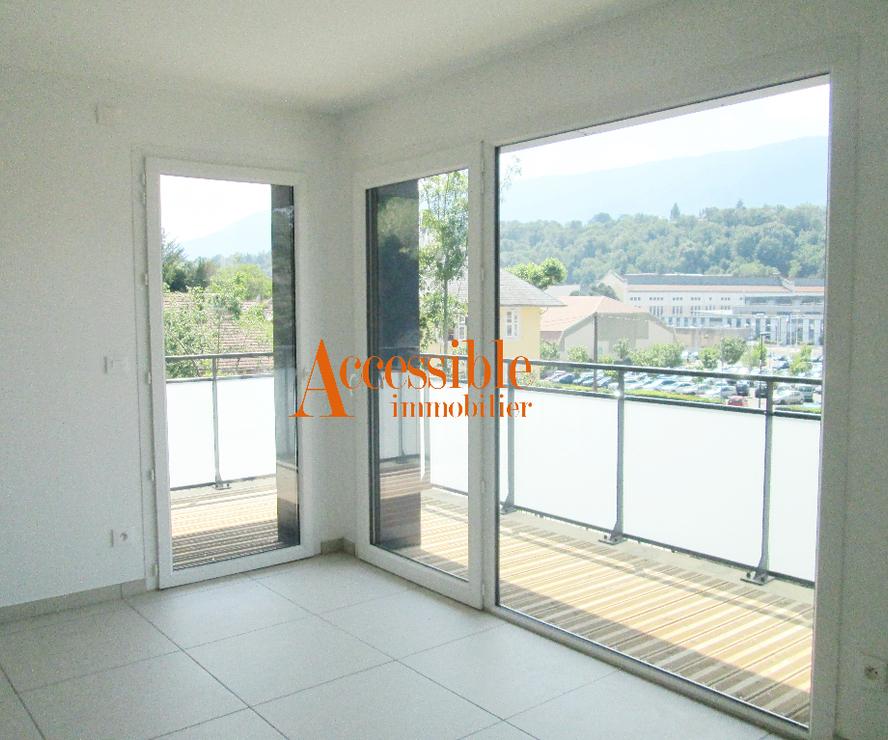Vente Appartement 3 pièces 67m² Aix-les-Bains (73100) - photo