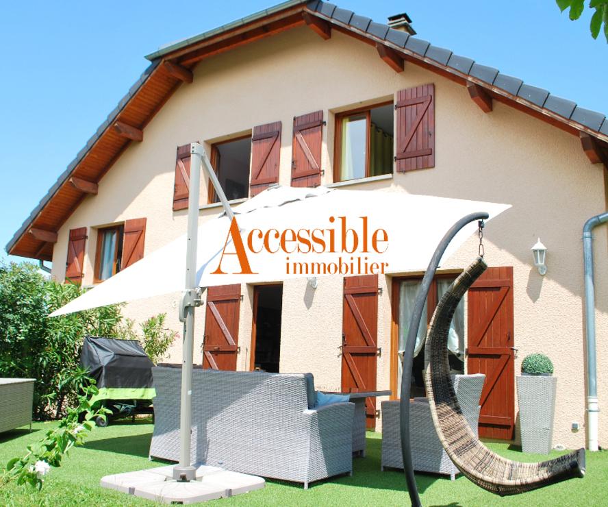 Vente Maison 6 pièces 120m² Chambéry (73000) - photo