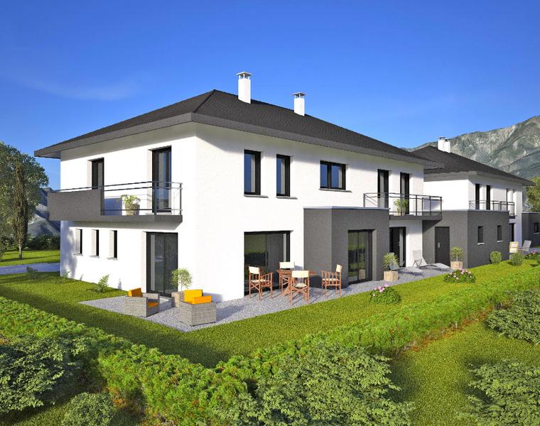 Vente Immeuble 4 pièces 88m² AIX LES BAINS - photo