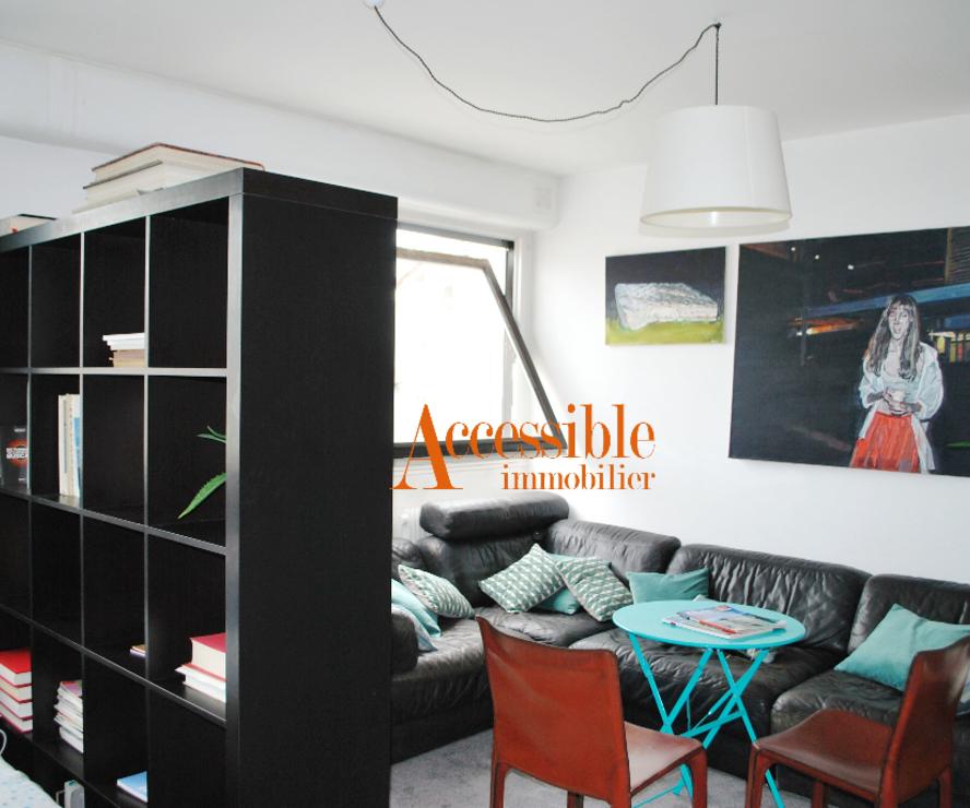 Vente Appartement 1 pièce 27m² ANNECY - photo