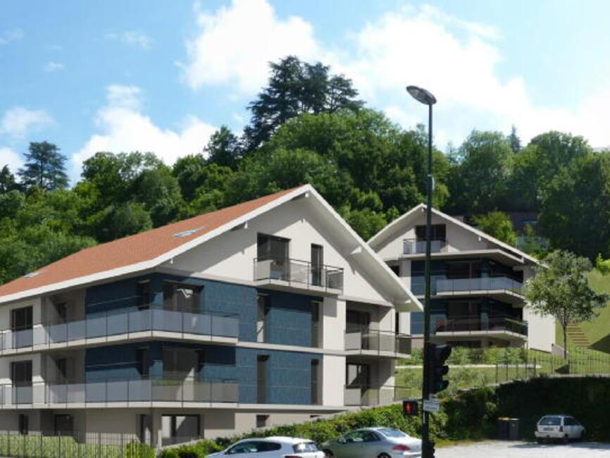 vente appartement 2 pi ces aix les bains 73100 255357. Black Bedroom Furniture Sets. Home Design Ideas