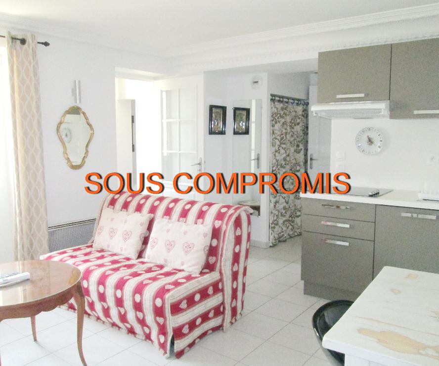 Vente Appartement 2 pièces 39m² AIX LES BAINS - photo