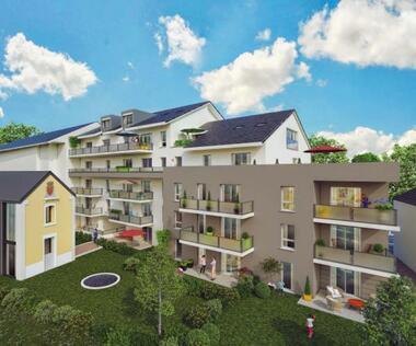 Vente Appartement 2 pièces Aix-les-Bains (73100) - photo