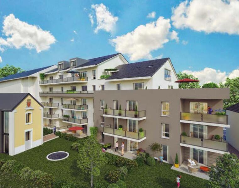 Vente Appartement 4 pièces Aix-les-Bains (73100) - photo