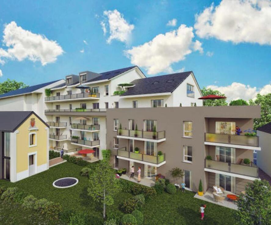 Vente Appartement 5 pièces Aix-les-Bains (73100) - photo