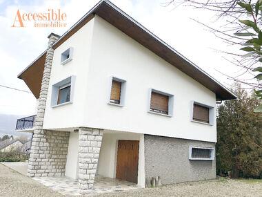 Vente Maison 5 pièces 177m² Chambéry (73000) - photo