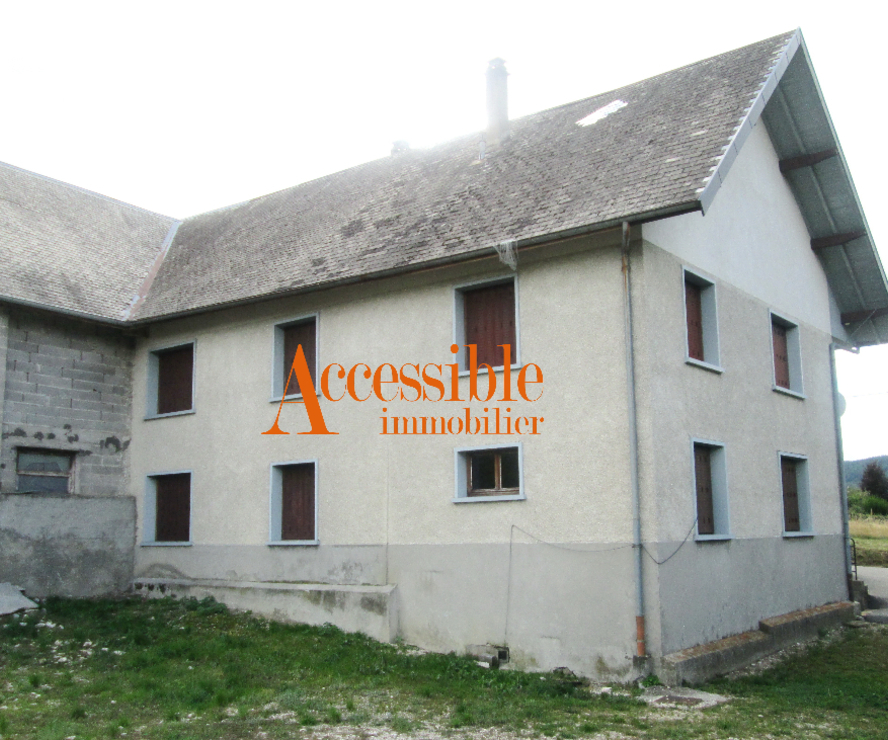 Vente Maison 8 pièces 170m² SAINT GERMAIN LA CHAMBOTTE - photo