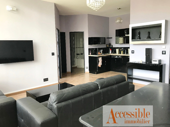 Vente Appartement 2 pièces 56m² Aix-les-Bains (73100) - photo