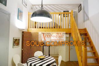 Vente Appartement 1 pièce 28m² Aix-les-Bains (73100) - photo