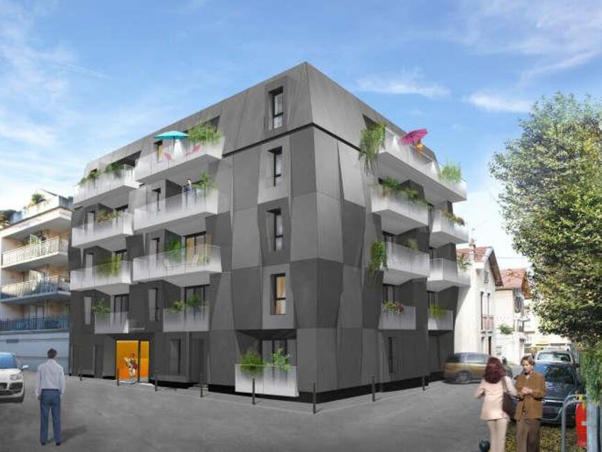 vente appartement 3 pi ces aix les bains 73100 336923. Black Bedroom Furniture Sets. Home Design Ideas
