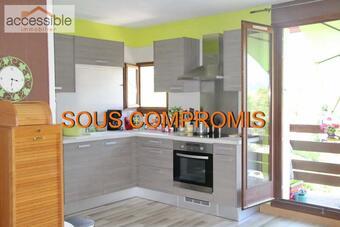 Vente Appartement 2 pièces 45m² Aix-les-Bains (73100) - photo