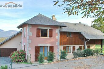 Vente Maison 7 pièces 223m² Saint-Sulpice (73160) - photo