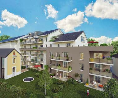 Vente Appartement 4 pièces 90m² Aix-les-Bains (73100) - photo