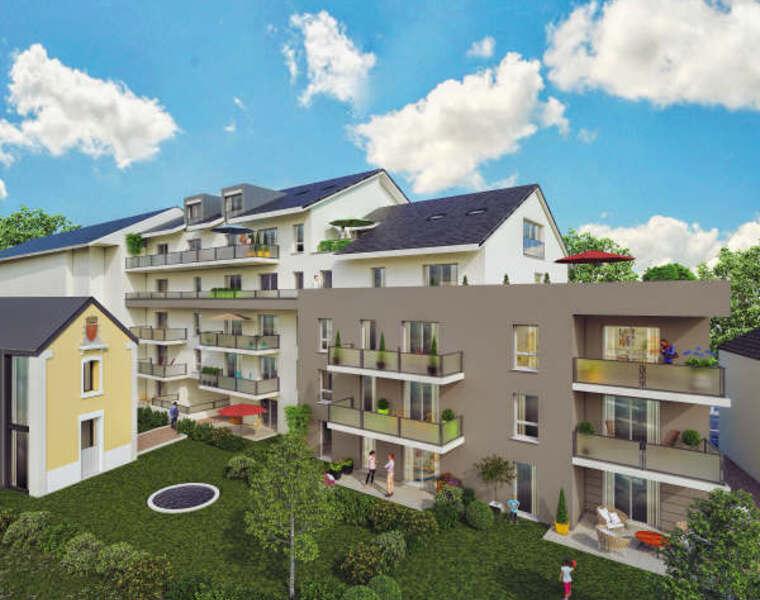 Vente Immeuble 4 pièces 90m² AIX LES BAINS - photo