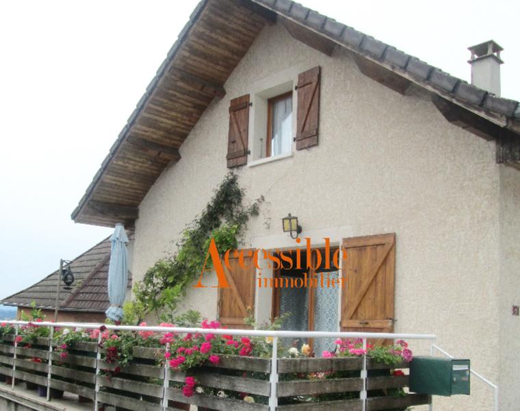 Vente Maison 3 pièces 100m² Massignieu de Rives - photo