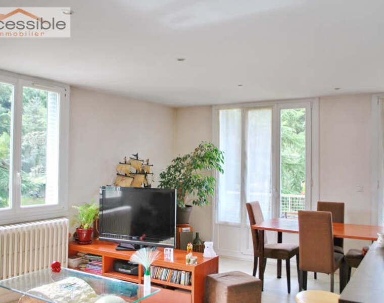 Vente Appartement 3 pièces 55m² AIX LES BAINS - photo