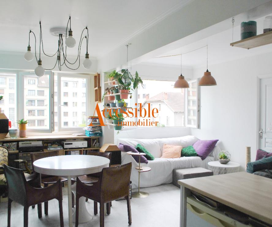Vente Appartement 3 pièces 64m² ANNECY - photo