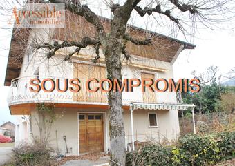 Vente Maison 7 pièces 124m² Challes-les-Eaux (73190) - photo