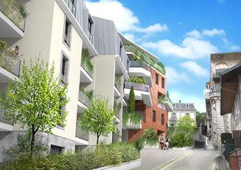 Vente Appartement 1 pièce 36m² Aix-les-Bains (73100) - photo