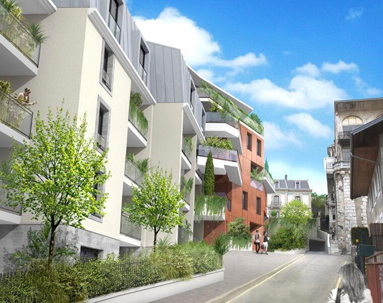Vente Immeuble 1 pièce 30m² AIX LES BAINS - photo