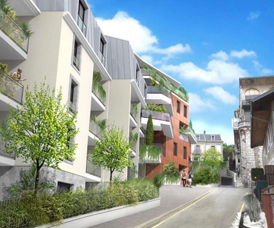 Vente Appartement 3 pièces 60m² Aix-les-Bains (73100) - photo