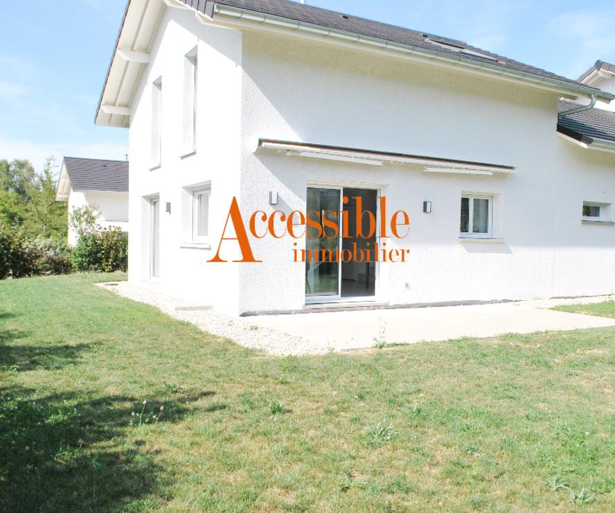 Vente Maison 4 pièces 103m² Montagnole (73000) - photo
