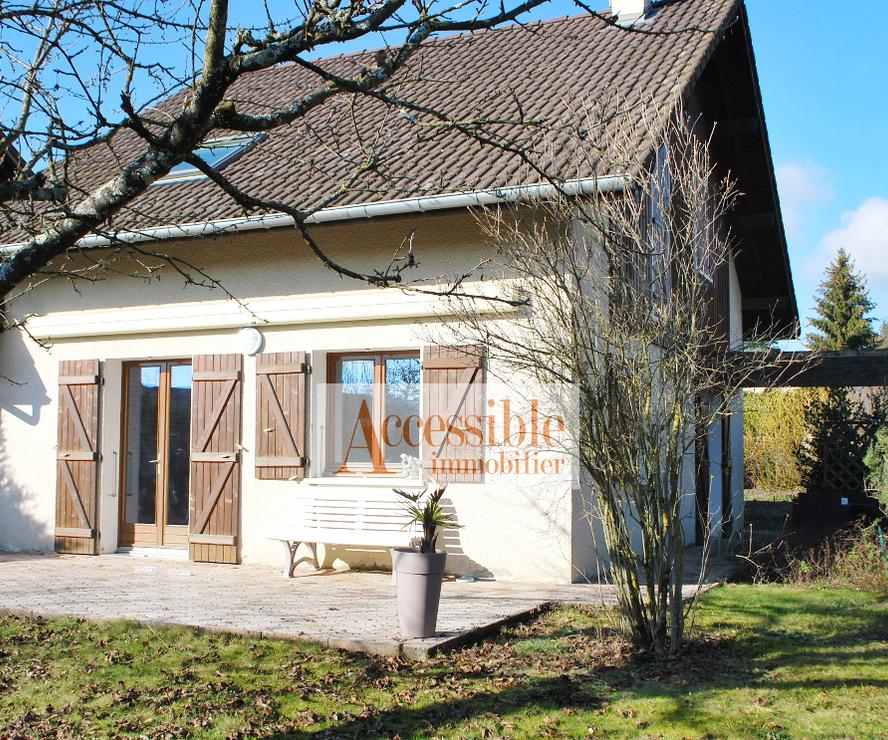 Vente Maison 5 pièces 95m² Aix-les-Bains (73100) - photo