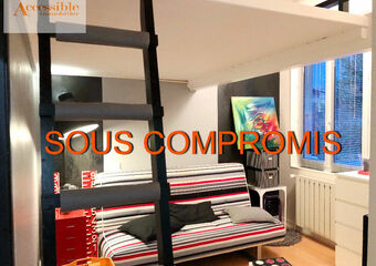 Vente Appartement 1 pièce 28m² Brison-Saint-Innocent (73100) - photo