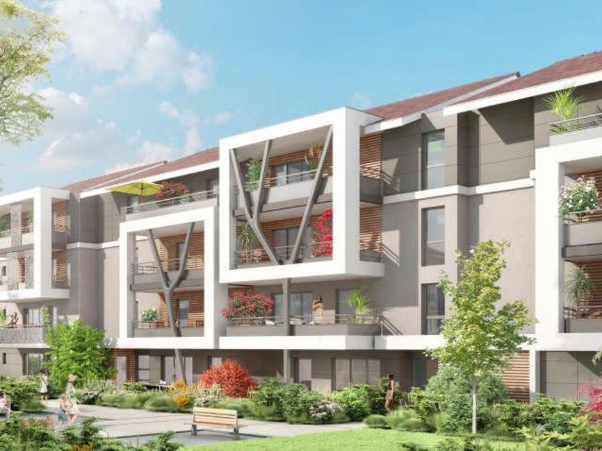 vente appartement 3 pi ces aix les bains 73100 337579. Black Bedroom Furniture Sets. Home Design Ideas