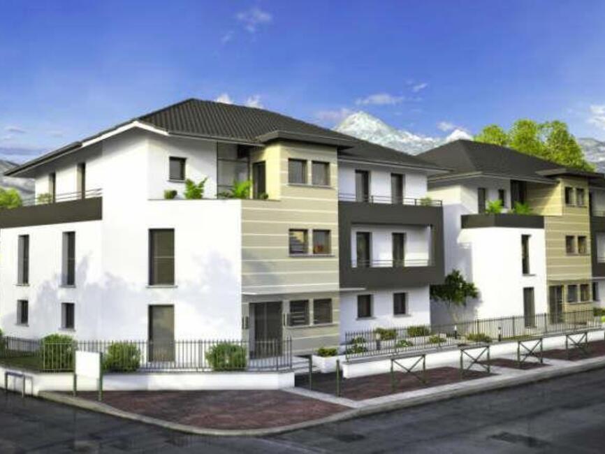 vente appartement 3 pi ces aix les bains 73100 337542. Black Bedroom Furniture Sets. Home Design Ideas