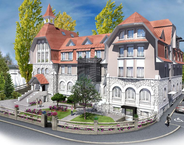 Vente Immeuble 3 pièces 67m² AIX LES BAINS - photo