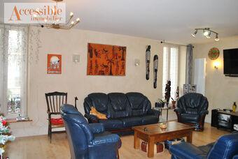Vente Appartement 5 pièces 117m² Aix-les-Bains (73100) - photo