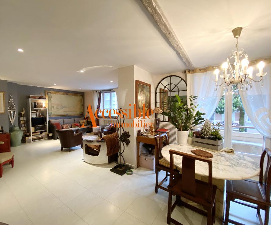 Vente Appartement 3 pièces 83m² AIX LES BAINS - photo