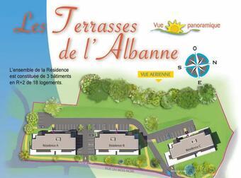 LES TERRASSES DE L'ALBANNE La Ravoire (73490)