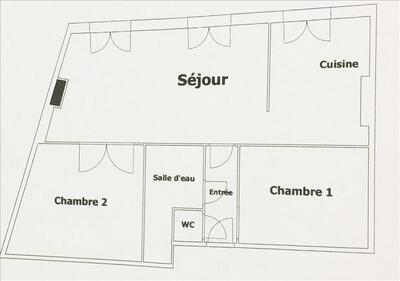 Vente Appartement 3 pièces Marseille 02 (13002) - Photo 4