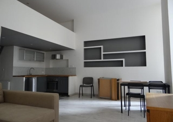 Vente Appartement 1 pièce 36m² Marseille - photo
