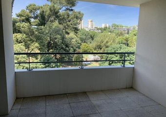 Location Appartement 3 pièces 55m² Marseille 12 (13012) - photo