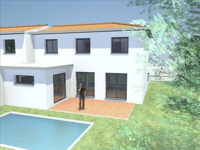 Vente Maison 4 pièces 122m² Sausset-les-Pins (13960) - photo