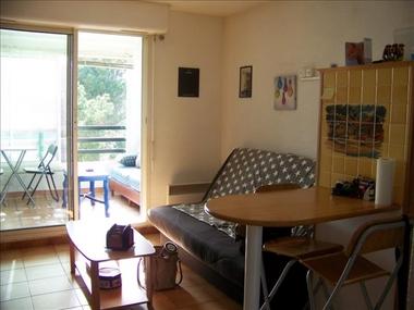 Location Appartement 1 pièce 22m² Sausset-les-Pins (13960) - photo