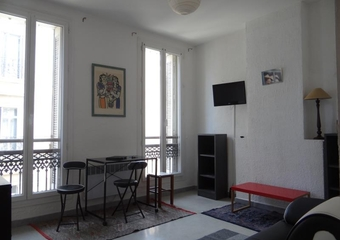 Vente Appartement 2 pièces 34m² Marseille 06 - Photo 1