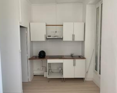 Location Appartement 2 pièces 32m² Marseille 03 (13003) - photo