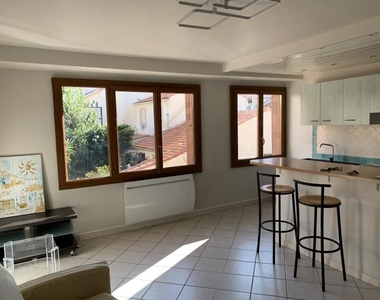 Location Appartement 1 pièce 39m² Marseille 07 (13007) - photo