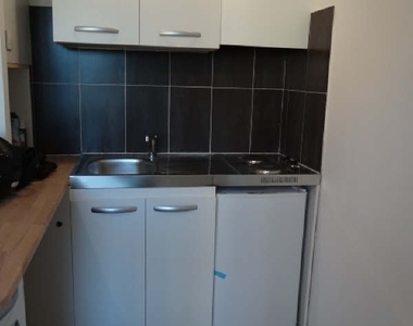 Location Appartement 1 pièce 18m² Marseille 01 (13001) - photo
