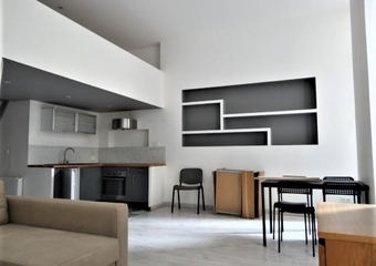 Location Appartement 1 pièce 36m² Marseille 01 (13001) - photo