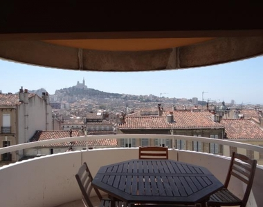 Location Appartement 2 pièces 63m² Marseille 06 (13006) - photo