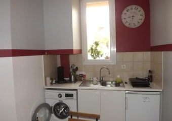 Location Appartement 1 pièce 22m² Carry-le-Rouet (13620) - photo