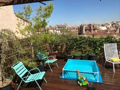 Vente Appartement 3 pièces 62m² Marseille 06 (13006) - photo